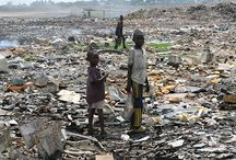 Damage of eWaste  / Some images that eWaste does to People and the Environment / by Camara Education