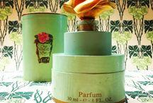 Perfume Vintage / Vintage Perfume, rarity perfume, old perfume