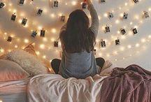 bedroom inspirations/room decor