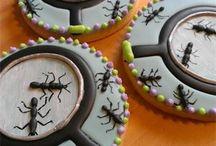 Ant man cookies