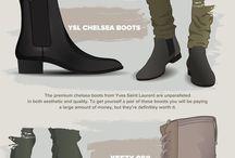 Scarpe per uomini