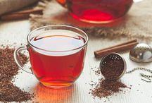 Teas: / All types, benefits etc