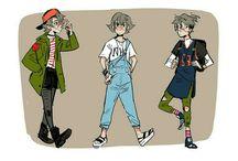 Eun-ji / Character aesthetic