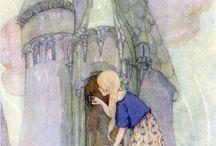 Illustratori Libri : Anne Anderson