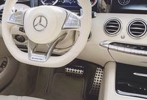Mercedes Benz / The only car that stands for majesty, class and comfort.