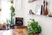 I N T E R I O R / Inspiration for home decor