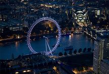 London by Birds eye view / Awesome view of London from the Birds eye view.