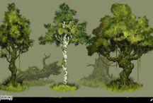 Plants/Environment elements