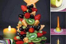 It's Holiday season / Healthy snacks