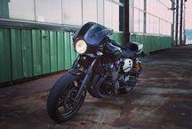 My XJR1300 Racer