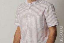 Русский лён для мужчин / Одежда для мужчин в интернет магазине РУССКИЙ ЛЕН