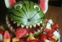 Frugt dyr❤️