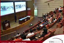 Corporate Induction Program at UHS / UHS management briefed Air Arabia's new staff about UHS capabilities in providing competent, compassionate medical care at their Corporate Induction Program. UHS orientation offered a broad overview of the hospital, essential expectations and valuable resources to Air Arabia's staff as their preferred health care provider.