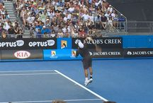 Australian Open / Collection of Australian Open tennis photos from all the years