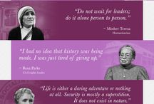 Womens' quotes