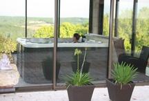 Espace bien-être Le Coteau de Belpech / Sauna - Spa et massages de bien-être effectués par une masseuse professionnelle confirmée qui pratique différentes techniques et intervient à la demande