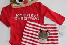 Christmas clothing baby