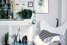 decoración cuartos botánicos