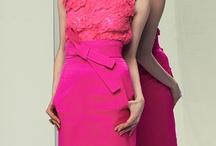 Pink Dress Styling