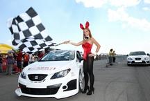 León WTCC and Ibiza SC Trophy in Slovenia Cupra Day