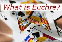 What is Euchre? / What is Euchre?  Euchre is a FUN card game. Description of the game and how to play.