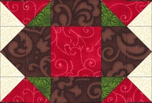 Quilting - Blocks / by Kathy Parks