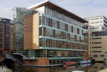 Hanson Major Projects- Infrastructure and public buildings / Hanson UK has vast experience in helping with projects in the infrastructure and public building sector. We are proud to have worked on projects such as Salford Hospital.