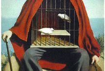 René Magritte (My favorite!)