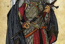Tarot 4. The Emperor