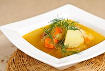 Lemon Soup / Happy weekend!! Start your day with a refreshing Soup and make your meal a blast of fantastic flavors..