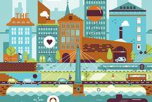 Travel ilustration