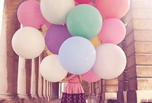 beautiful balloons