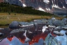 canadian rockies / Alberta scenic destinations and hikes