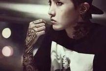 BTS with tato