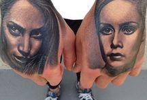 Tattoo'd Lifestyle Hand Tattoos