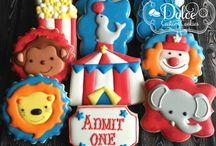 Animal circus theme