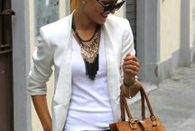 Street fashion. / Gorgeous clothes to wear for most occasions.