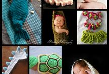 Photo props / Crochet / by Amanda Ewing