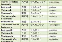 vocabolario giapponese