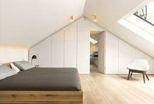 Attic bedrooms to enspire