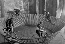 Ye Olde Bicycle Stunts