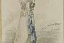 1800-1820 - Headwear - Square Brims