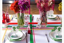 Foodie Table Settings