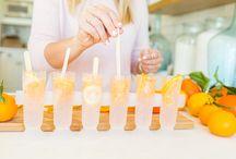 Summer - drinks