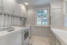 Laundry Service / Laundry Rooms