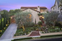 Sold  - 10469 Lindbrook Dr / Spanish home that sits above the street on a huge lot with tree top views from the gardens. This 4 bedroom 3.5 bath home updated with top of the line finishes yet it retains the beauty of the original architecture.Great size master suite overlooking the gorgeous private gardens. Stunning original Malibu tiles and hand painted tiles in bathrooms. Outdoor kitchen with great space for entertaining. Separate guest room/office. Very private. Price reduced $3,700,000
