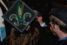 Tulane Grads / Tulane inspired mortarboards and more!