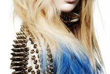 Hair and beauty and make up / Hair and beauty looks that are anazing / by Kate Visser
