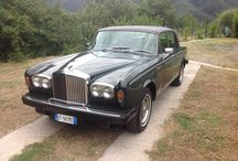 Bentley T 2 wedding Service / Noleggio Bentley T 2 con autista