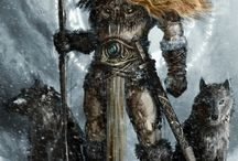 History, Art and Culture Norse Vikings Celts / by Erik Bjerstedt